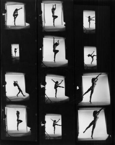 Peter Basch, 'untitled contact sheet (145)', ca. 1960