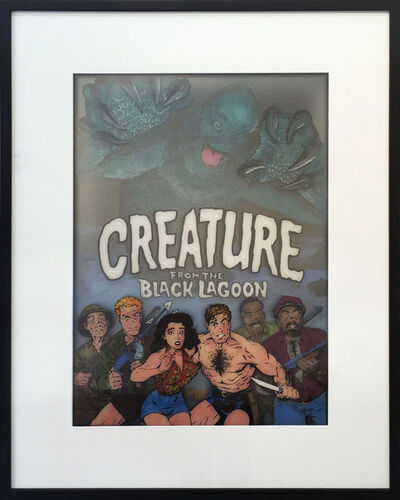 Michael Suchta, 'The Creature from the Black Lagoon Vol.1, No.1-A', 2017