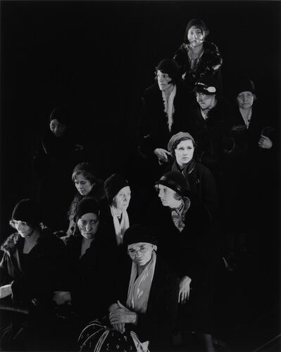 Edward Steichen, 'Homeless Women', 1932