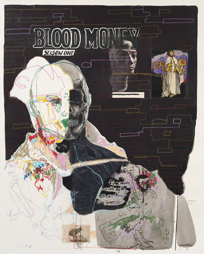 Kudzanai Chiurai, 'Untitled XX (Blood Money: Season One)', 2019