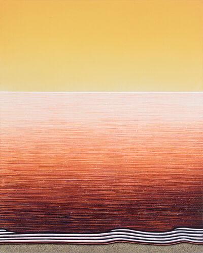 Matthew F Fisher, 'Orange and Yellow ', 2019