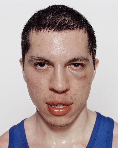Nicolai Howalt, 'Boxer close-up #32', 1999-2011