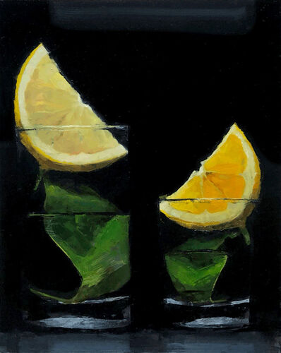 Tom Giesler, 'Floral 52: meyer-lemon / lemon-lemon', 2021
