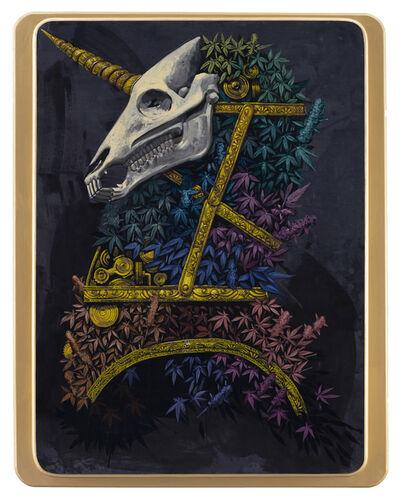 Pixel Pancho, 'Unicorn', 2020