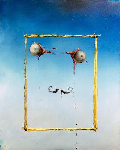 Andreas Golder, 'Apparition of Dali', 2020