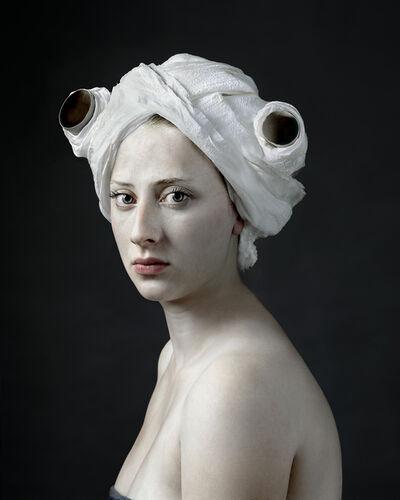 Hendrik Kerstens, 'Paper Roll', 2008