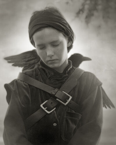 Beth Moon, 'Flight of the Raven', 2012