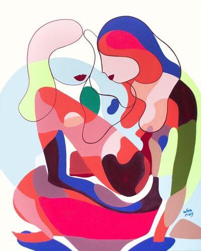 Anthea Missy, 'Bubble Lovers', 2020