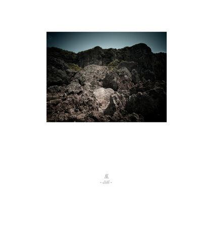 Osamu James Nakagawa, 'cliff', 2001-2009