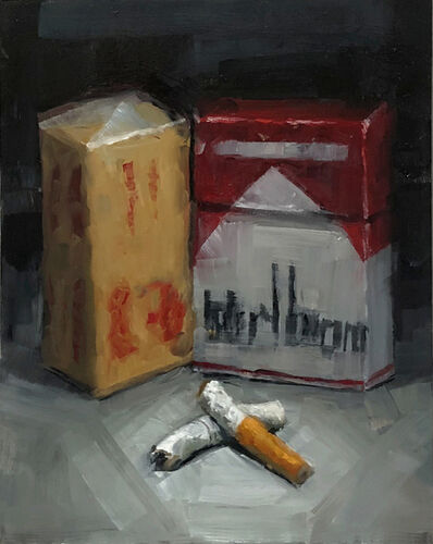 Tom Giesler, 'Health Study 38: butter box butts', 2020