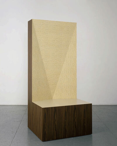 Richard Artschwager, 'Seat of Judgment', 2008