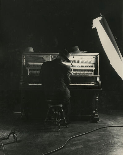 Milton H. Greene, 'Jimmy Durante Piano Man', 1979