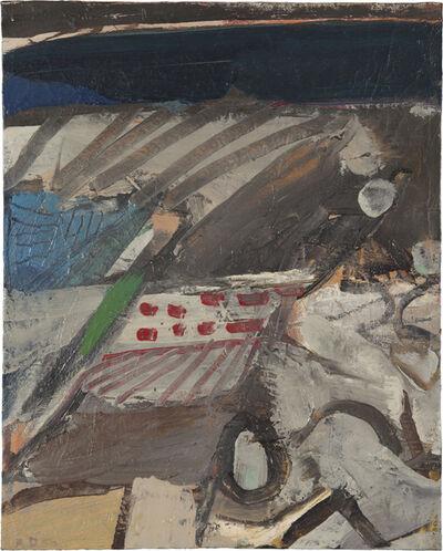 Richard Diebenkorn, 'Berkeley #43', 1955
