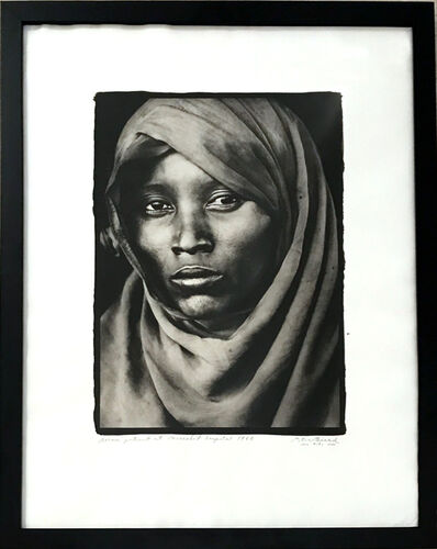 Peter Beard, 'Boran Woman at Marsabit Hospital', 1968