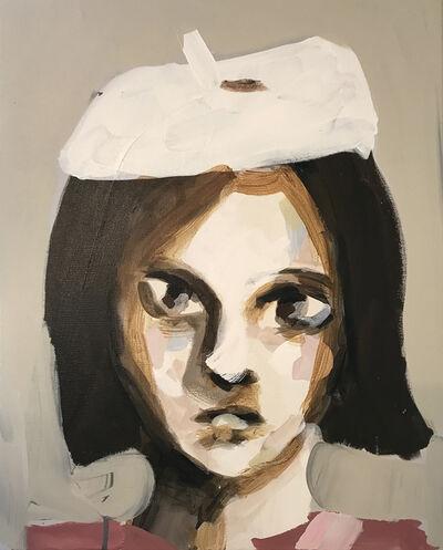 Mie Olise Kjærgaard, 'White Hat Brigade I', 2020