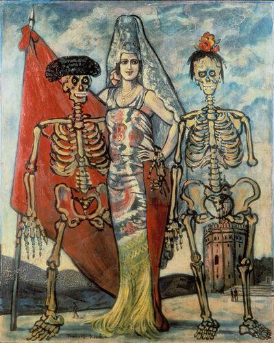Francis Picabia, 'La Révolution espagnole (The Spanish Revolution)', 1937