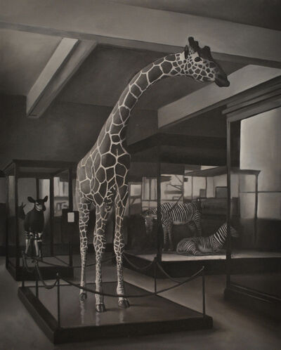 Chris Pfister, 'Giraffe', 2014