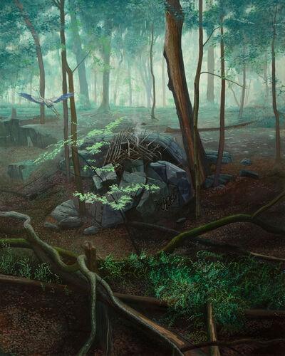 John Jacobsmeyer, 'Forgotten II', 2020