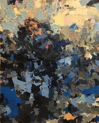 Joshua Meyer, 'A blue abulge'