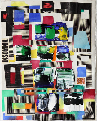 Libby Hague, 'Dark Insomnia', 2017