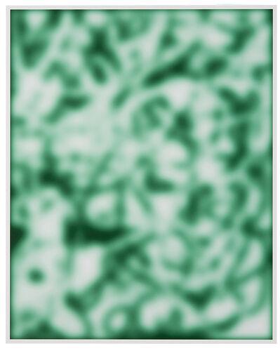 Jeff Elrod, 'Green Echo', 2013