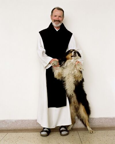Jackie Nickerson, 'Brother Brian (and Shep)', 2005