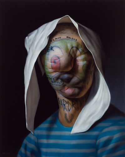 Christian Rex van Minnen, 'Black Maily', 2017