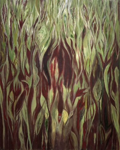Liliana Duering, 'Selva Roja', N/A