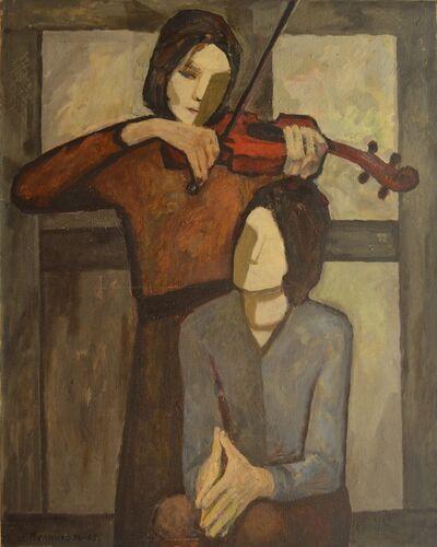 Vadim Semenovich Velichko, 'Sisters', 1995