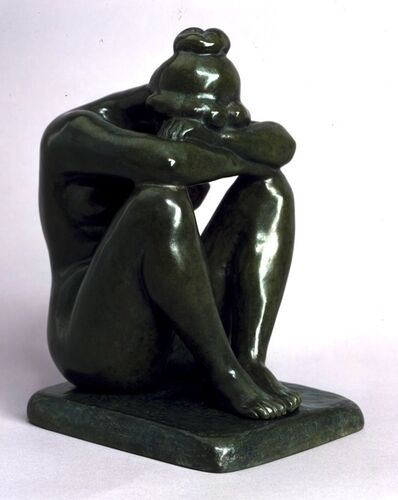 Aristide Maillol, 'La Nuit', 1902