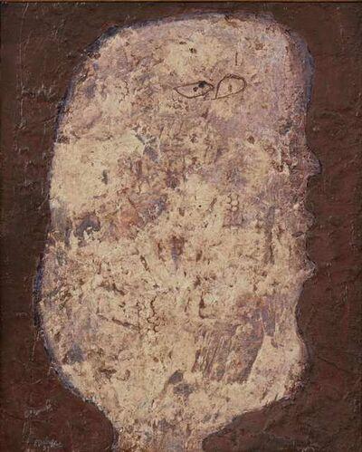 Jean Dubuffet, 'Haute tête en pomme de terre ', 1951