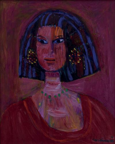 Bruno Cassinari, 'ENRICA', 1985