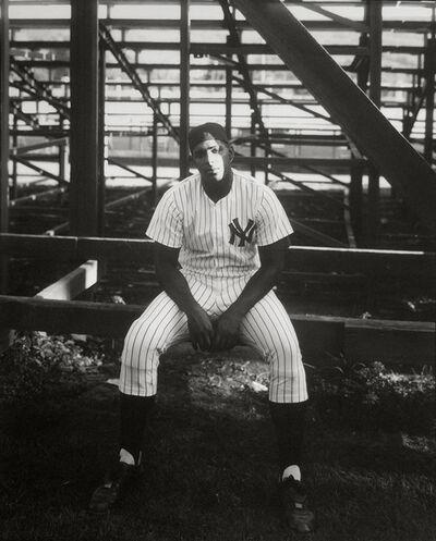 Andrea Modica, 'Lyle Mouton, Oneonta Yankee, 1991', 1991
