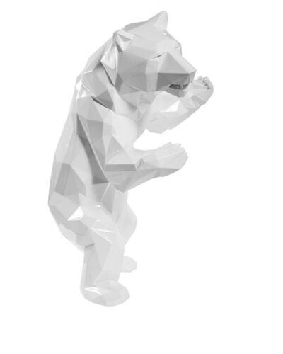 Richard Orlinski, 'White Bear', 2018