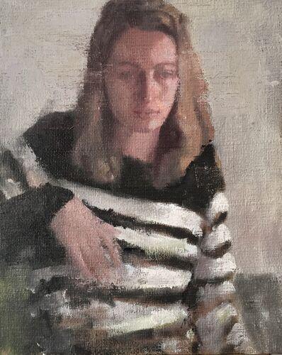 Anne Ben-Or, 'Adi in Black & White', 2020