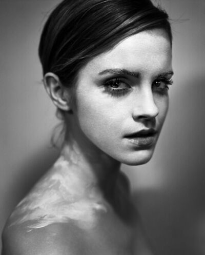 Vincent Peters, 'Emma Watson, London', 2012