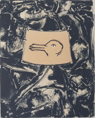 Jasper Johns, 'untitled', 1990