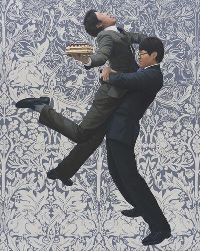 Sung Kook Kim, 'Birthday Party of Business Men 3', 2021