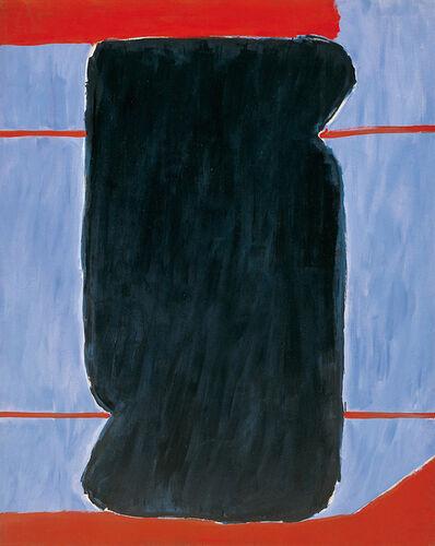 José Guerrero (b. 1914), 'Sombra', 1975