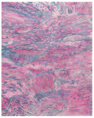Michael Krueger, 'Waterfall Pink', 2014