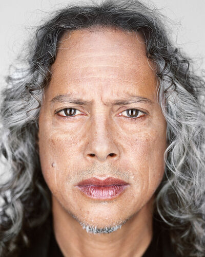 Martin Schoeller, 'Kirk Hammett (Metallica)', 2016