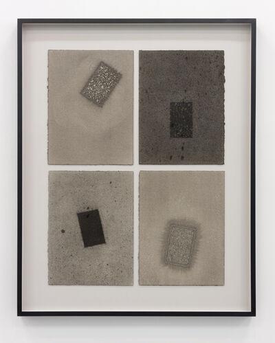 Luce Meunier, 'Géométrie variable 4-4', 2015