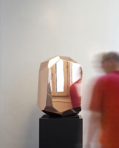 ARIK LEVY, 'RockCopper medium', 2014