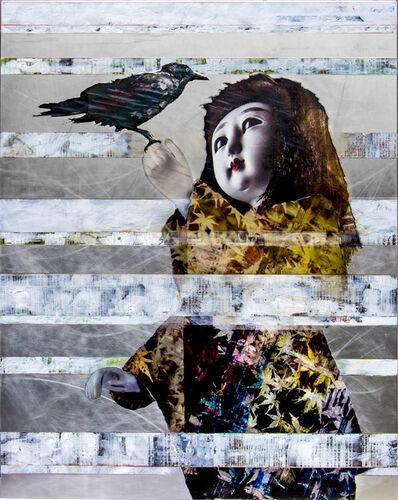 Ken Girardini, 'Raven Doll', 2012