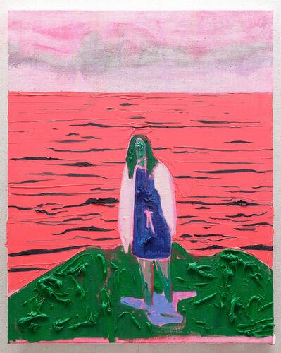 Kim Dorland, 'Then', 2019