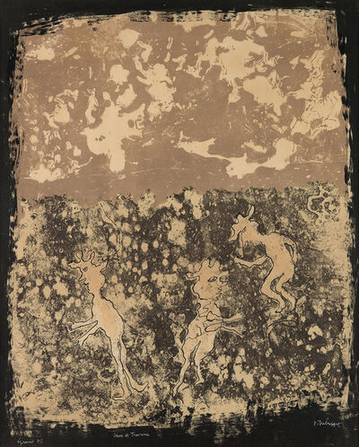 Jean Dubuffet, 'Jeux et travaux', 1953