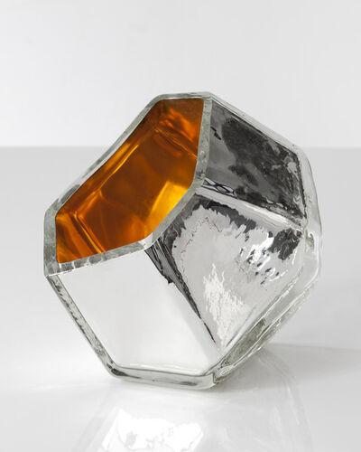 Jeff Zimmerman, 'Faceted sculptural vessel', 2012