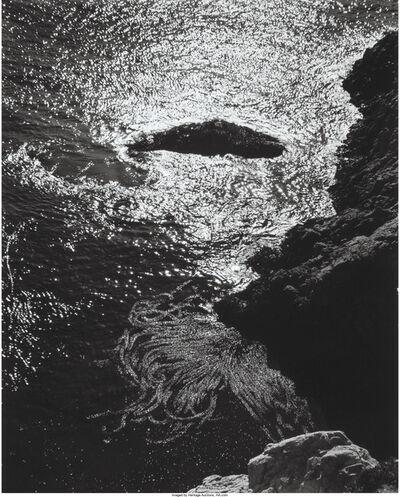 Edward Weston, 'China Cove, Point Lobos', 1940