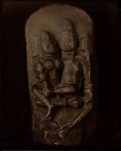 George McClintock, 'Shiva and Parvati'