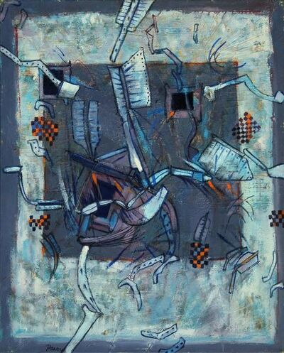 Burt Hasen, 'Flight ', 1990